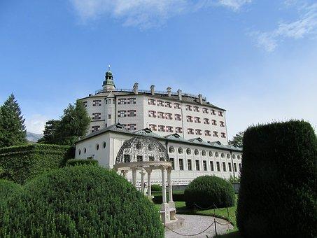 Ambras, Innsbruck, Austria, Castle, Renaissance