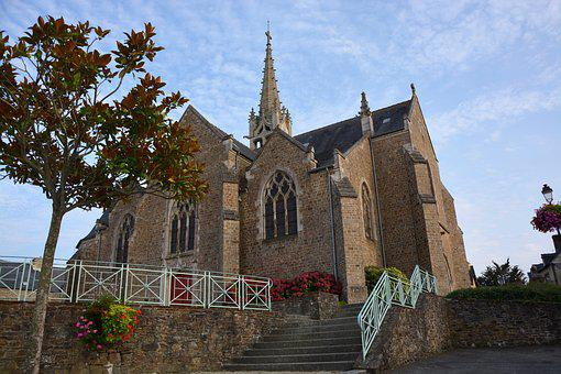 Church épiniac Britain, Heritage, Place, Market, Bell