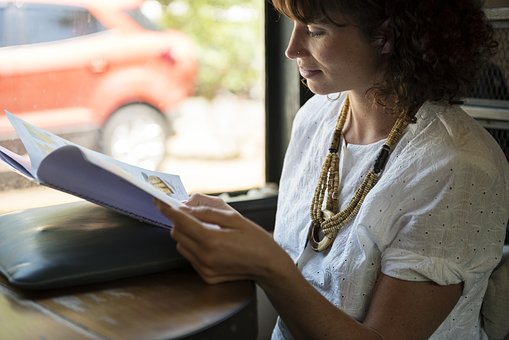 Book, Break, Cafe, Coffee Shop, Hangout, Leisure