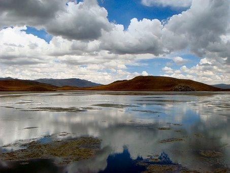 Landscape, Laguna Lagunillas, More, No People, Peru