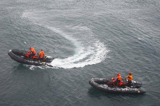 Antarctica, Expedition, Cold, Ocean, Boats