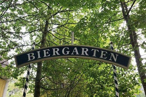 Beer Garden, Restaurant, Nature, Garden, Drink