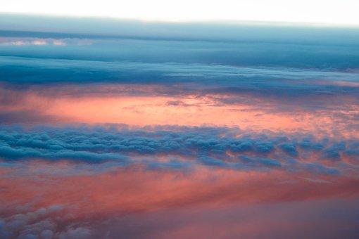 Sky, Sunset, Cloud, Sunrise, Sun, Nature, Summer