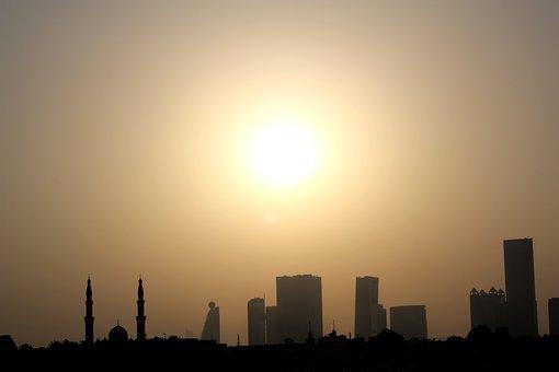 Dubai, Buildings, Jumeirah, Beach, Skyscraper, Travel
