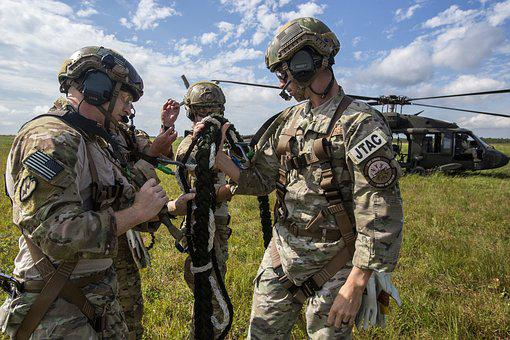 Tacp, Spec Ops, Forces, Soldiers, Training, Exercise