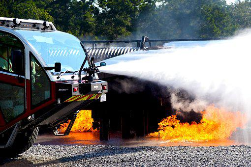 Fire Engine, Emergency, Fire, Truck, Engine, Vehicle