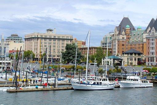 British Columbia, Landmark, Tourism, Canada, Victoria