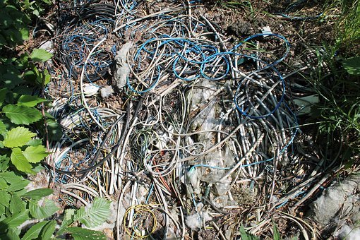 Cable Thieves, Cable, Crime, Cable Covers, Cannibalized