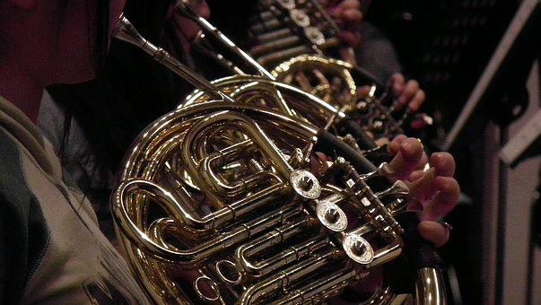 Horn, French Horn, Alexander, Wind Instruments, Music