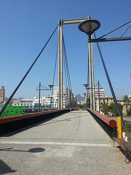 Gandia, Bridge, Engineering, Urban