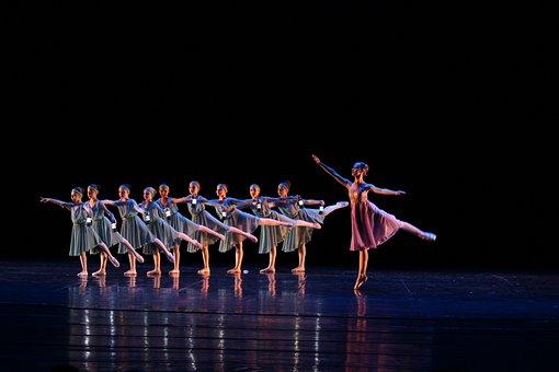 Ballet, Theatre, Dance, Lighting, Staging, Feeling