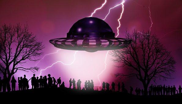 Ufo, Arrival, Human, Group, Quantitative, Marvel