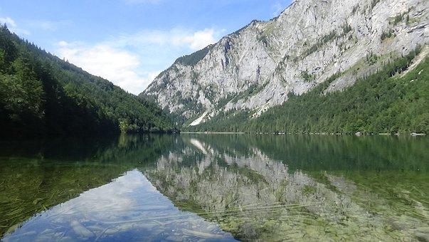 Leopold Steinersee, Iron Ore, Styria