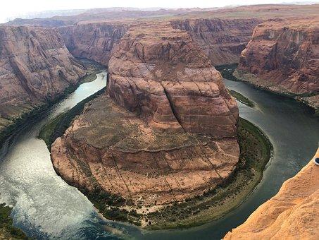 Arizona, Water, Gorge, Page, Rock, Adventure, Nature