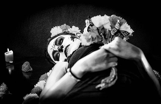 Death, Women, Mexico, Tradition, Skeleton