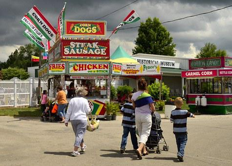 Elkhart, Indiana, In, County, Fair, 4-h, Rural, Country