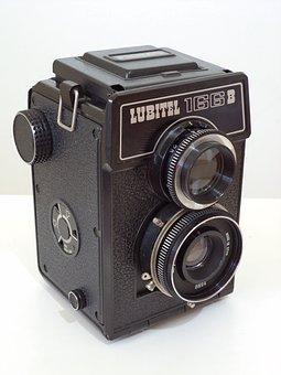 Camera, Medium Format, Ussr, 6x6