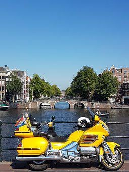 Amsterdam, Amstel, Netherlands, City, Canal House