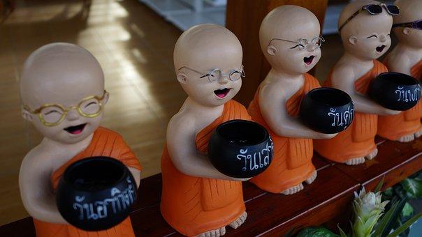 The Temple To Ram-ratna, Bangkok Pathum Wan, Thailand