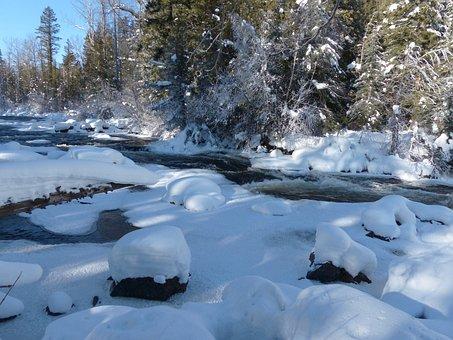 Canim Falls, Canim Creek, British Columbia, Canada