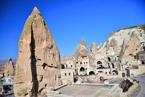 Email Configuration, Cappadocia, A Captain Pa, Turkey