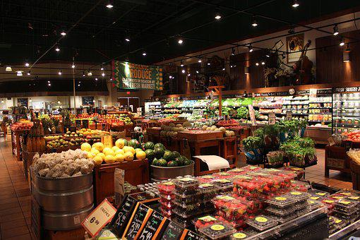 Fresh Market, Destin, Florida, Usa, Food, Natural Food