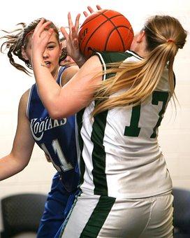 Basketball, Girls Basketball, High School Basketball