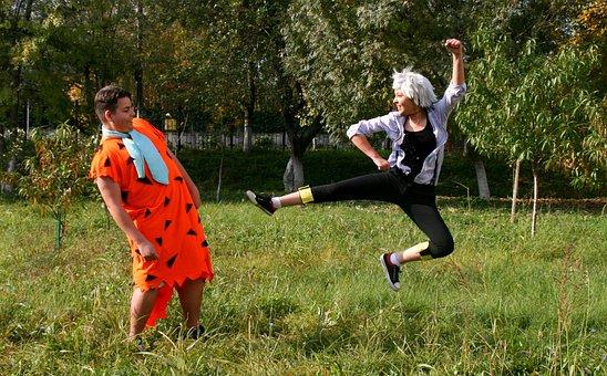 Struggle, Play, Characters, Halloween, Juuzou Suzuya