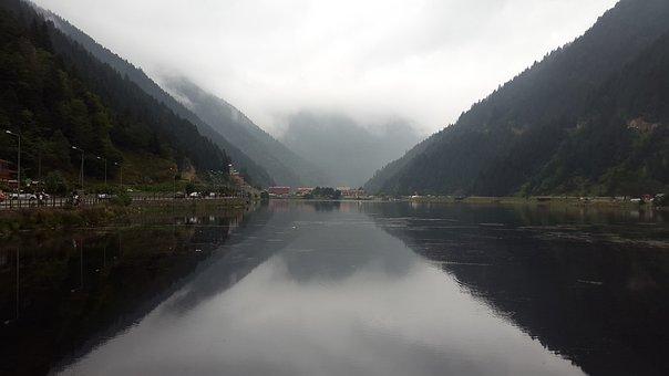 Long Lake, Lake, Valley, Turkey, Trabzon, Nature
