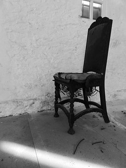 Chair, Old, Antique, Sit, Furniture, Wood, Old Chair