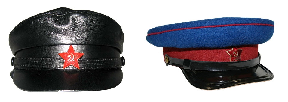 Peaked Cap, The Red Army, Chekist, Troops Of The Nkvd