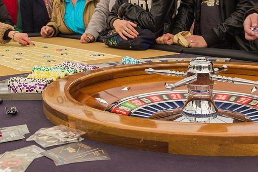 Roulette, Gambling, Game Bank, Game Casino, Profit