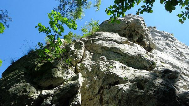 Rocks, Limestones, Landscape, Nature, Poland