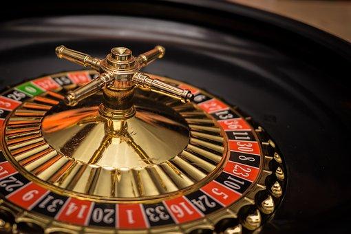 Roulette, Casino, Black, Red, Dealer, Gambling, Luck