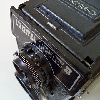 Camera, Medium Format, 6x6, Ussr