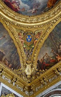 Room Of The Peace, Versailles, Castle, Palace, Interior