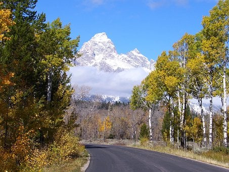 Grand Teton National Park, Destinations, Wyoming