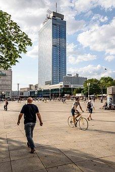 Berlin, Architecture, Modern Architecture, Building