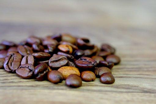 Coffee Beans, Coffee, Beans, Caffeine, Cafe, Roasted