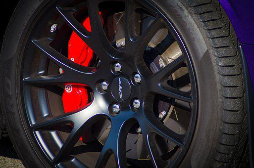 Wheel, Brakes, Vehicle, Car, Auto, Automobile