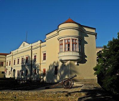 Building, Castle, Sárospatak Castle, Rákóczi Castle
