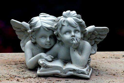 Angel, Angel Face, Decoration, Angel Figure, Statue