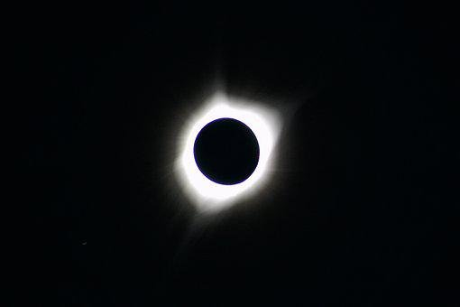 Solar Eclipse, Eclipse, Sun, Total, Moon, Science
