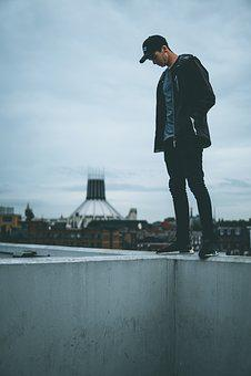 Urban, City, Liverpool, United, Town, Uk, Cityscape