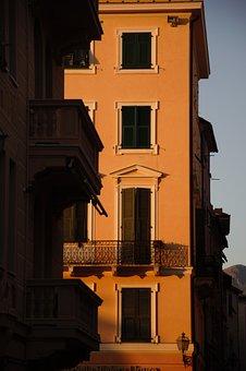 Sestri Levante, Liguria, Alley, Summer, Glimpse