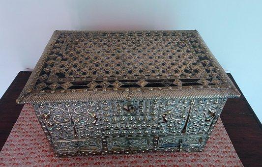 Jewel Box, Jewllery Box, Antique, Royal, Heritage