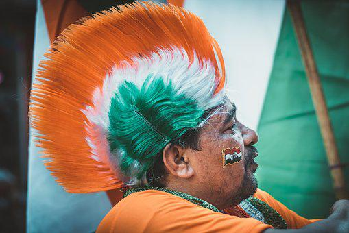 Independence, India, Flag, August, Holiday, Freedom