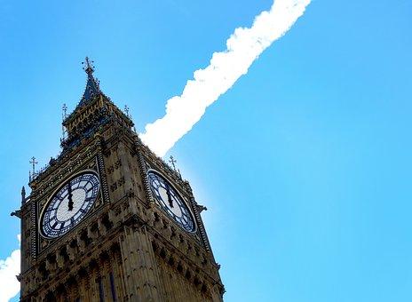 London, Big Ben, Cl, England, Clock, Ben, Big, Tower
