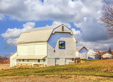 Quilt, Quilt Barn, Barn, Rustic, Barns, Ohio