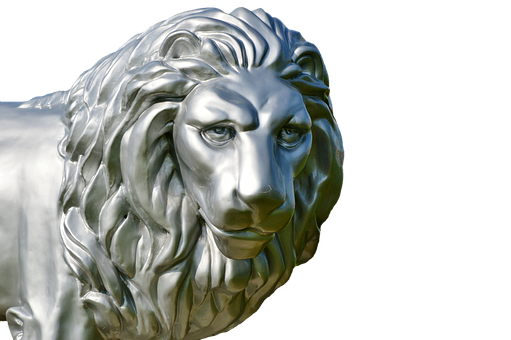 Lion, Sculpture, Figure, Stone Sculpture, Rock Carving
